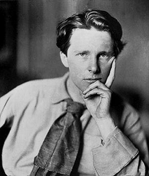 Poets Corner Rupert Brooke Collected Poems