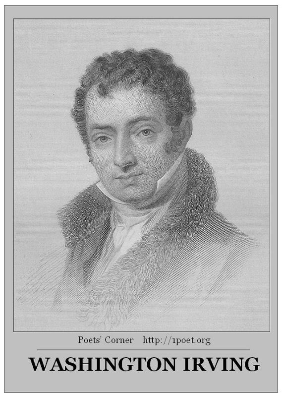 irving washington essay Rip van winkle by washington irving washington irving was born in 1783 in new york city, shortly before the end of the american revolution.